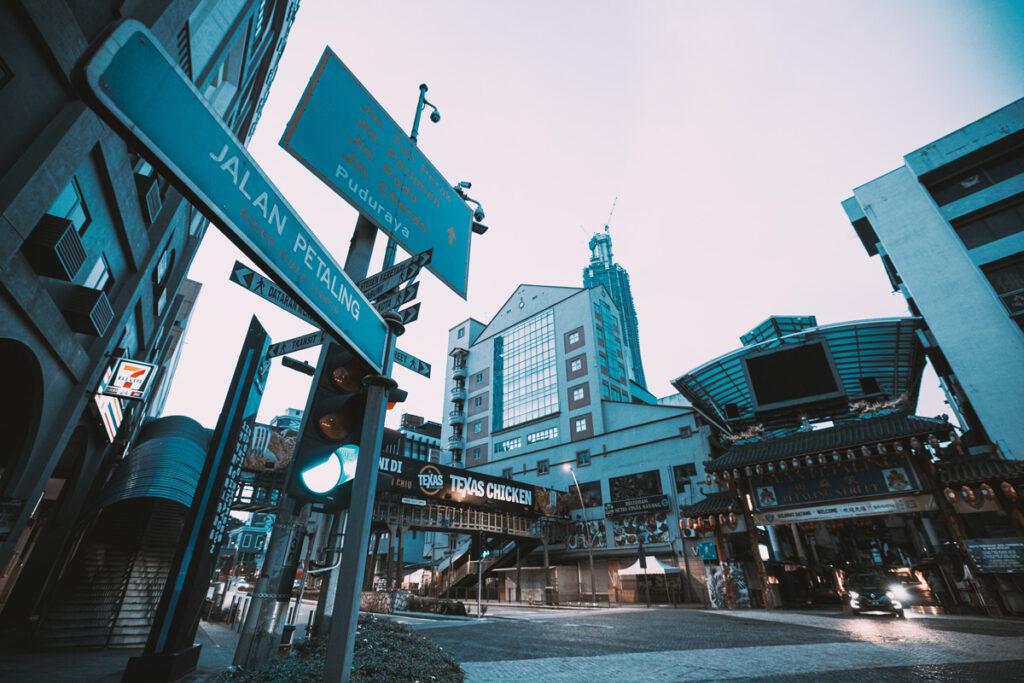 <h1>6:56:11 am</h1><br> Jalan Petaling